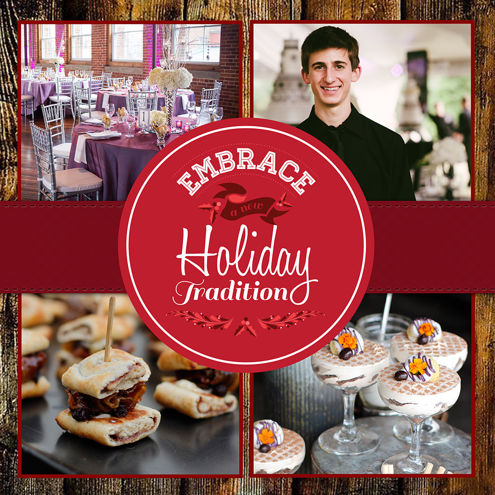2015 holiday catering menu