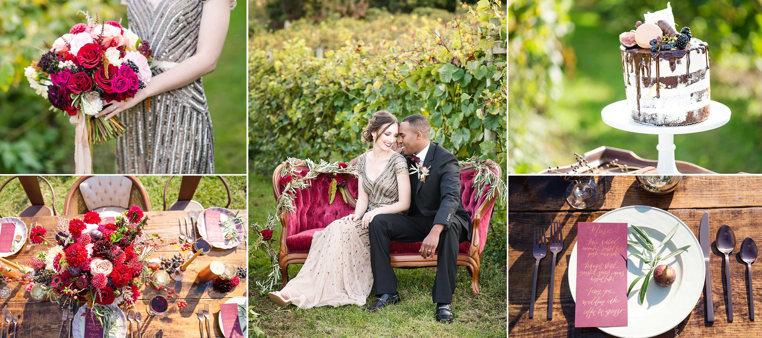It May Be The Beginning Of The Year, But Weu0027ve Got You Covered With Fall Wedding  Ideas!