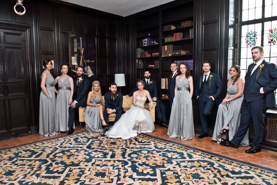Scranton wedding
