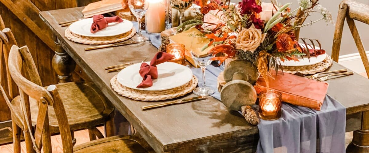 6 Easy Steps to Create the Perfect Thanksgiving Table Design