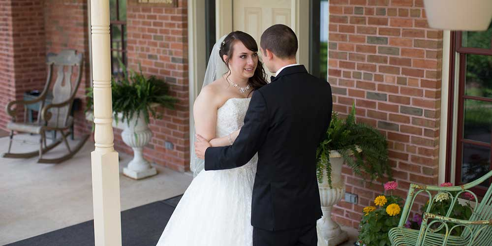 romantic vintage wedding, Hershey