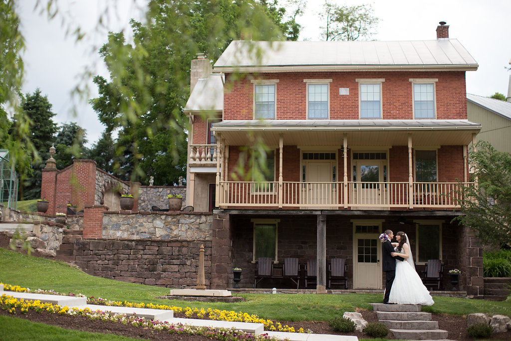 romantic vintage wedding, Historic Acres of Hershey