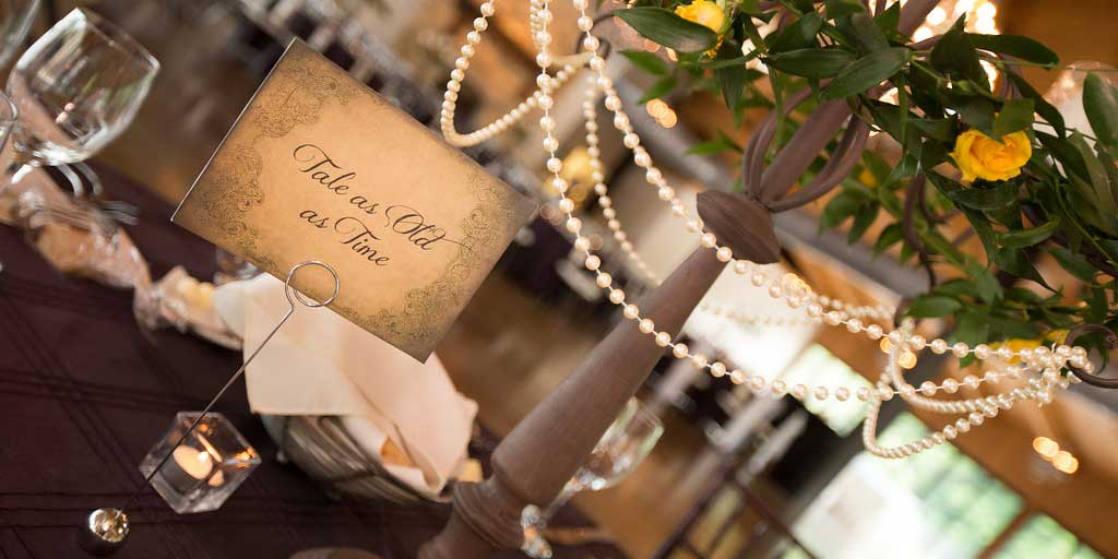 romantic vintage wedding, Hershey, table decor
