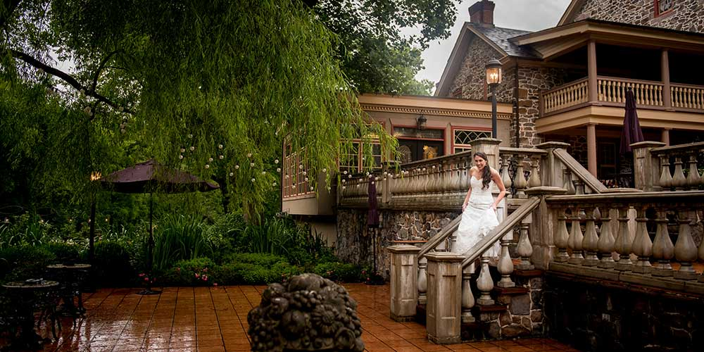 Elizabethtown Victorian Wedding Moonstone Manor
