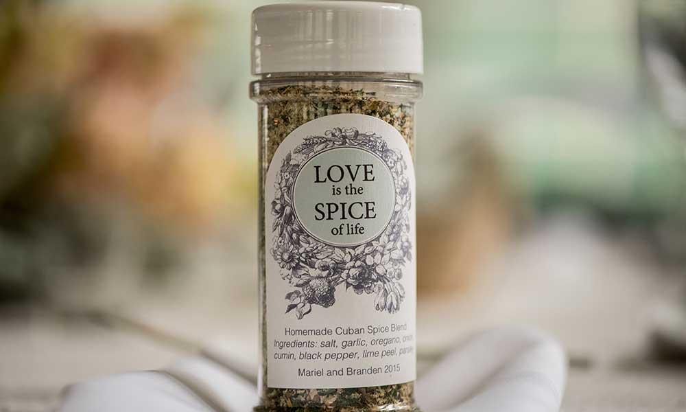 Elizabethtown Victorian Wedding spice