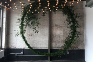 Current Floral Trends: Hoop Decor