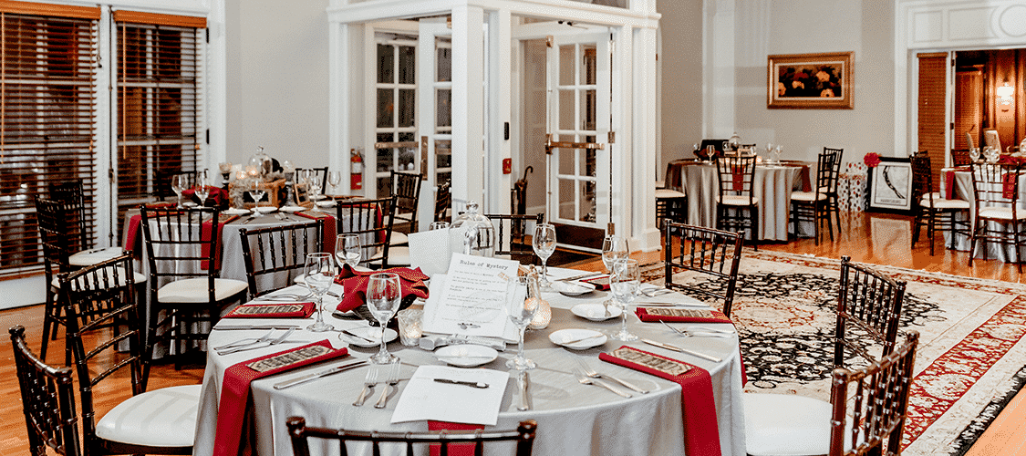 An Elegant Venue for All Occasions, Historic King Mansion