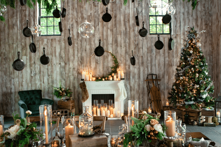6 Unique Holiday Party Themes