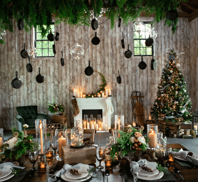Holiday Catering and Design - Home Decorating