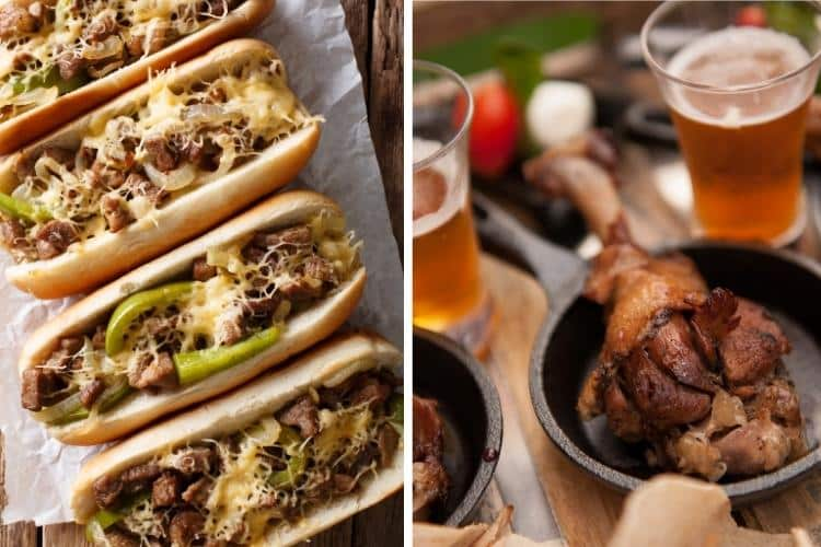 philly-cheese-steak-and-chicken-wings-super-bowl-party-food-game-day-tips-for-a-covid-safe-super-bowl-party-the-jdk-group-catering-harrisburg-lancaster-york