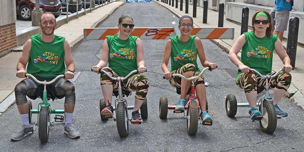 United Way Trike Race Miller