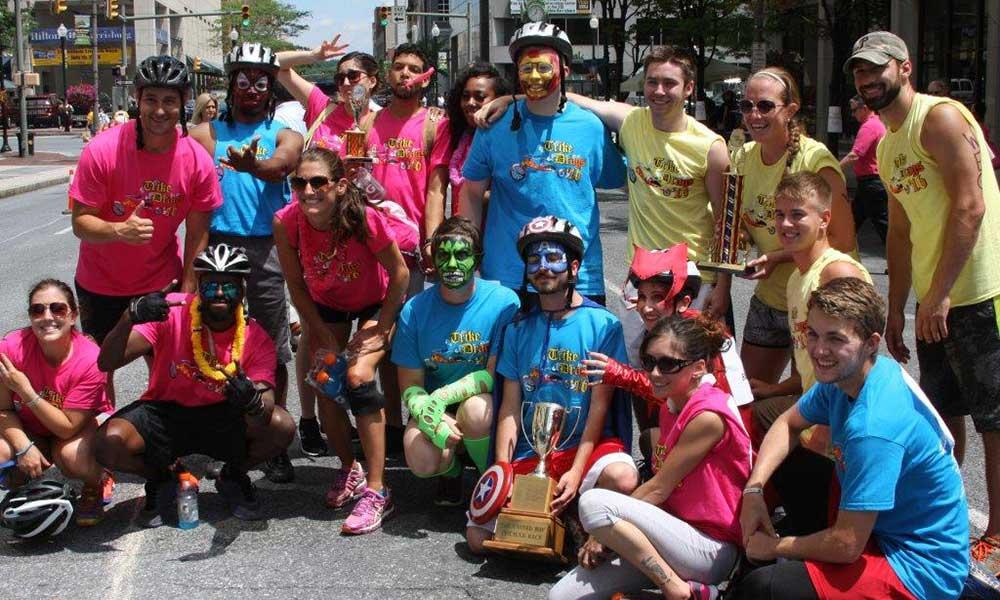 United Way Trike Race Winners