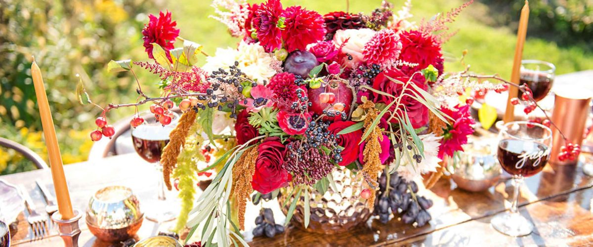 Fall Decorating Tips Just in Time For Thanksgiving